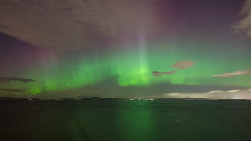 Northern Lights And Sound