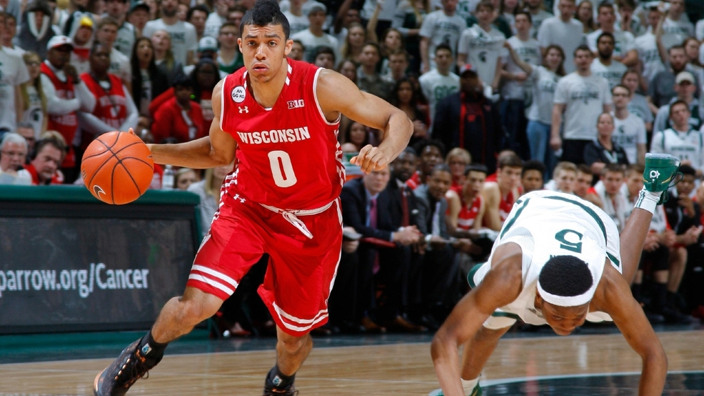 Image result for michigan st wisconsin basketball