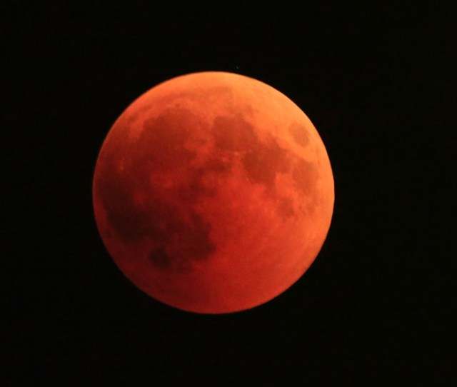 Rained Out For The Total Lunar Eclipse Herere Places With The Best Chance To See It