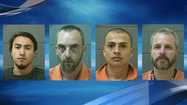 5 Arrested In Child Exploitation Sting Operation Hood River Co Sheriff Says