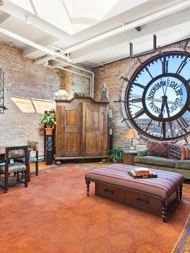 Eagle Warehouse Clock Tower