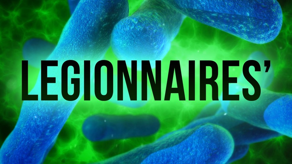 Image result for Legionnaires' Disease