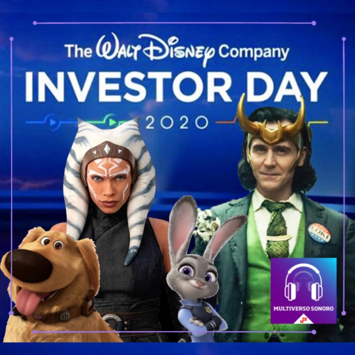 Epi 61 – Disney Investor Day 2020