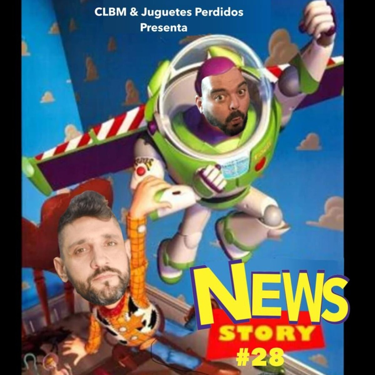 "CLBM NEWS #28 Juguetes Perdidos (Ricardo ""Semilla"" Aftyka)"