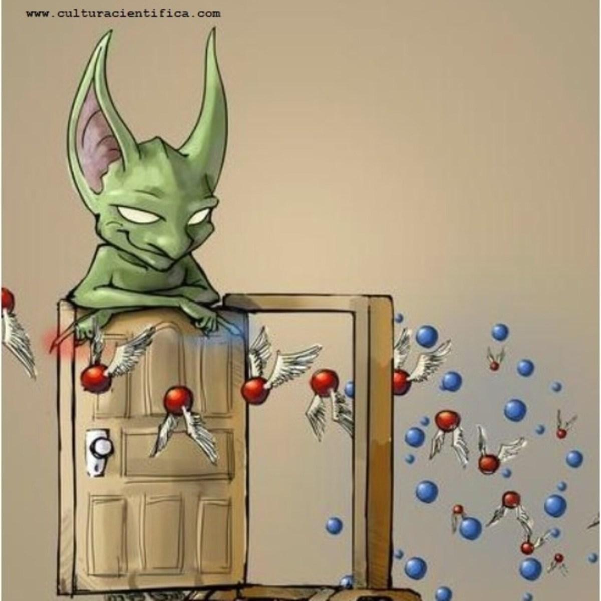 Los diablos y diablillos de la ciencia (208)