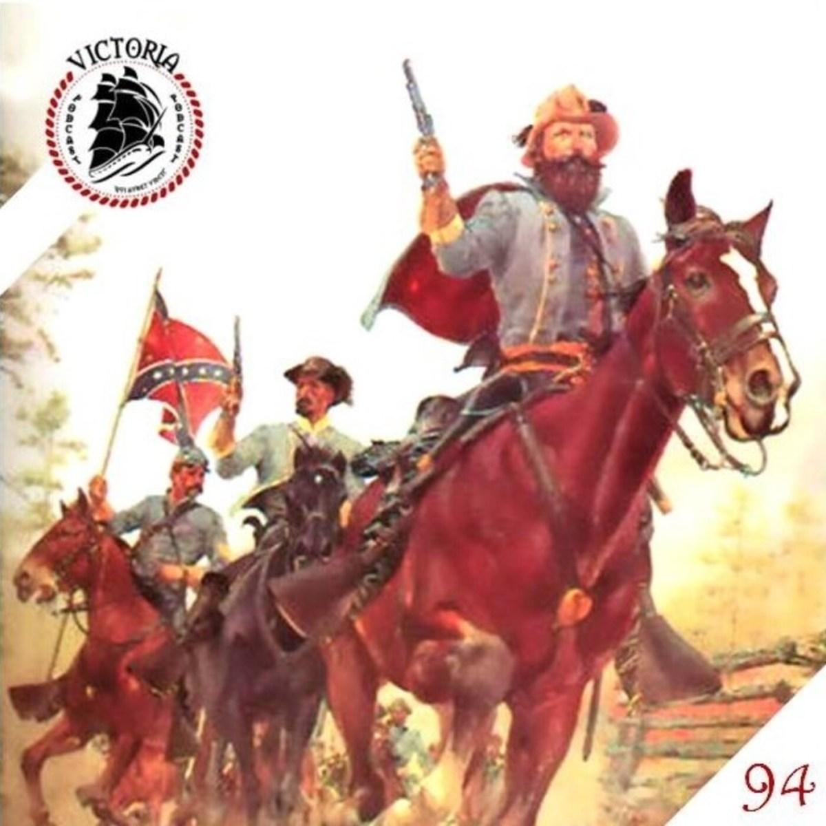 VICTORIA #94 📯 La Carga de JEB Stuart en Gettysburg