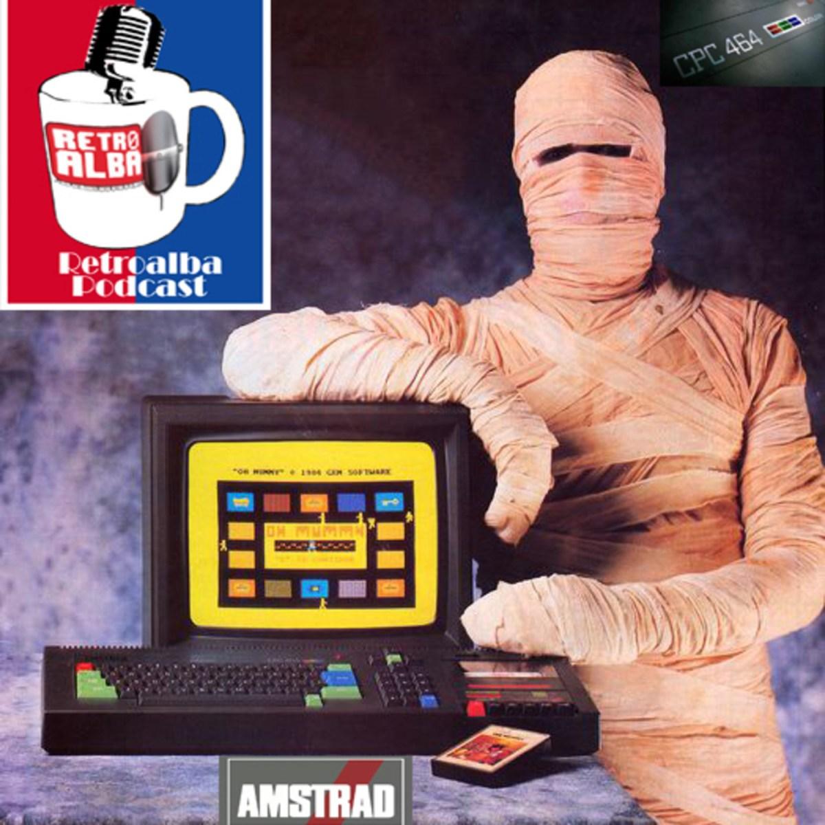 RetroAlba Podcast Episodio 51: El Amstrad.