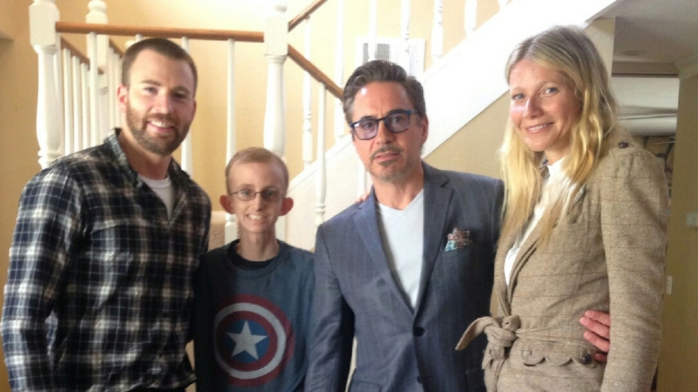 Image result for avengers visit hospital
