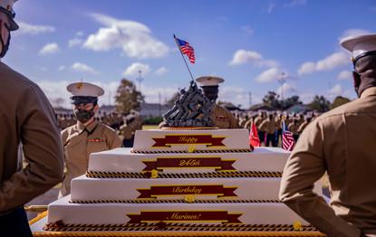 Happy Birthday To The U S Marine Corps Woai