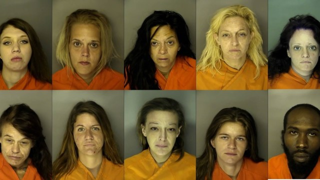 Myrtle Beach Street Crimes Unit Arrests 17 In Connection To City Prostitution Wpde