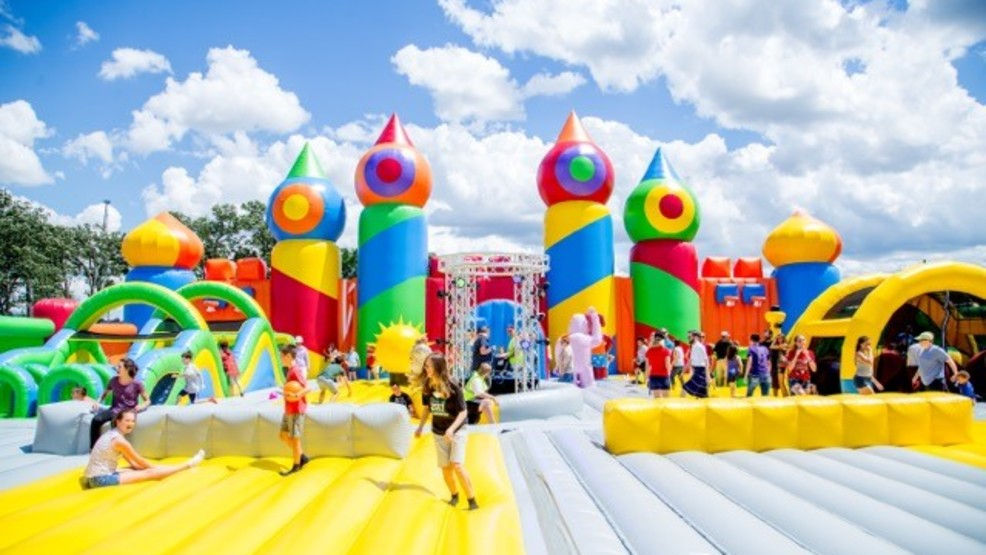 Worlds Biggest Bounce House Coming To Las Vegas KSNV