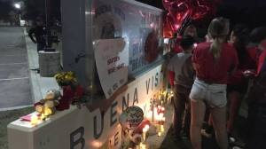 Brayden and his legacy honored at vigil