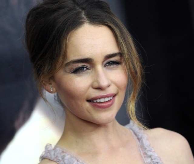 Emilia Clarke On How To Watch Game Of Thrones Nude Scene With Parents Wjla