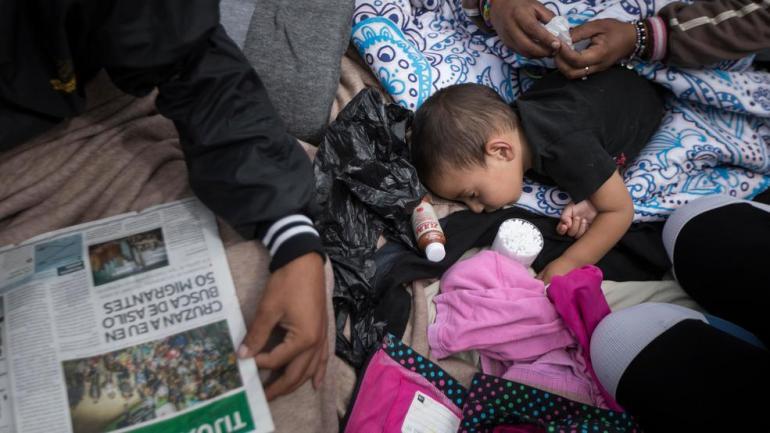 Lost Immigrant Children
