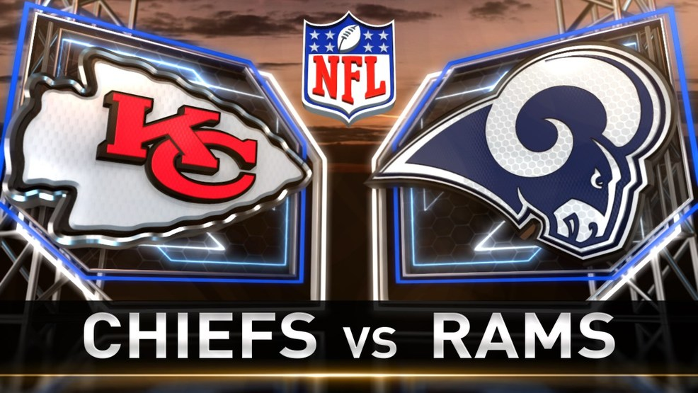 Image result for chiefs vs rams