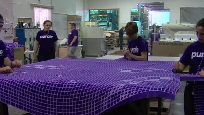 How Utah Based Purple Mattress Company S Pulled Off Its Viral Growth