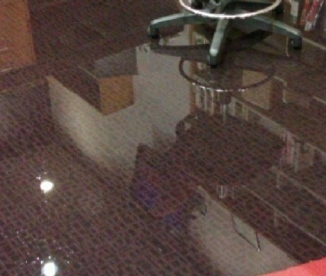 A Watermain Break At Genesee Valley Mall Closes The Library