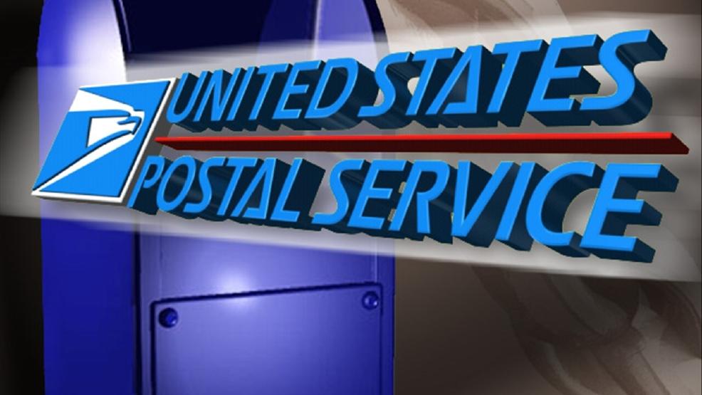 Official Postal Service Change Address Postcard
