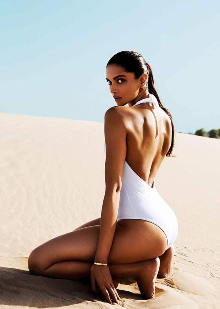 """<p style=""""text-align: justify;""""><strong>Deepika Padukone</strong><br /> Deepika has given power-packed performances over the years in her acting career. She can pull off any dress of any kind, so when she wears monokini, our heart all goes ga-ga over it.<br /> </p>"""