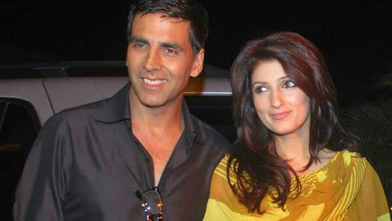 when bollywood actor akshay kumar reveals that he understand at first night cant win fight with wife twinkle khanna here is the detail KPJ