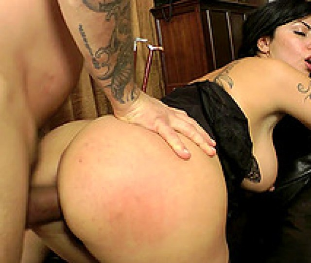 Hardcore Asshole Draining With A Black Haired Honey Asia Morante