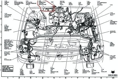 2008 chevy impala engine diagram  center wiring diagram