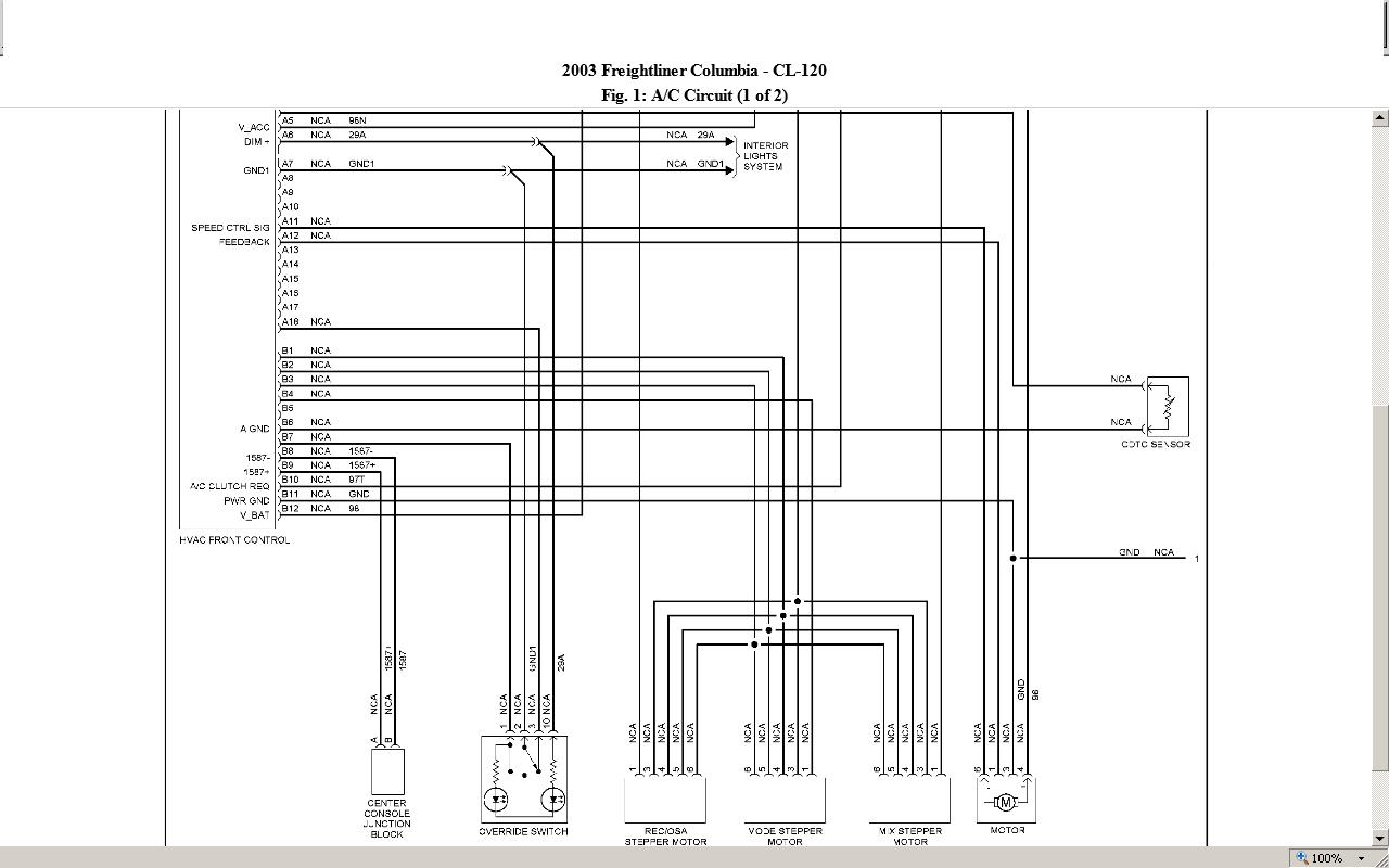 Freightliner Columbia Abs Wiring Diagram
