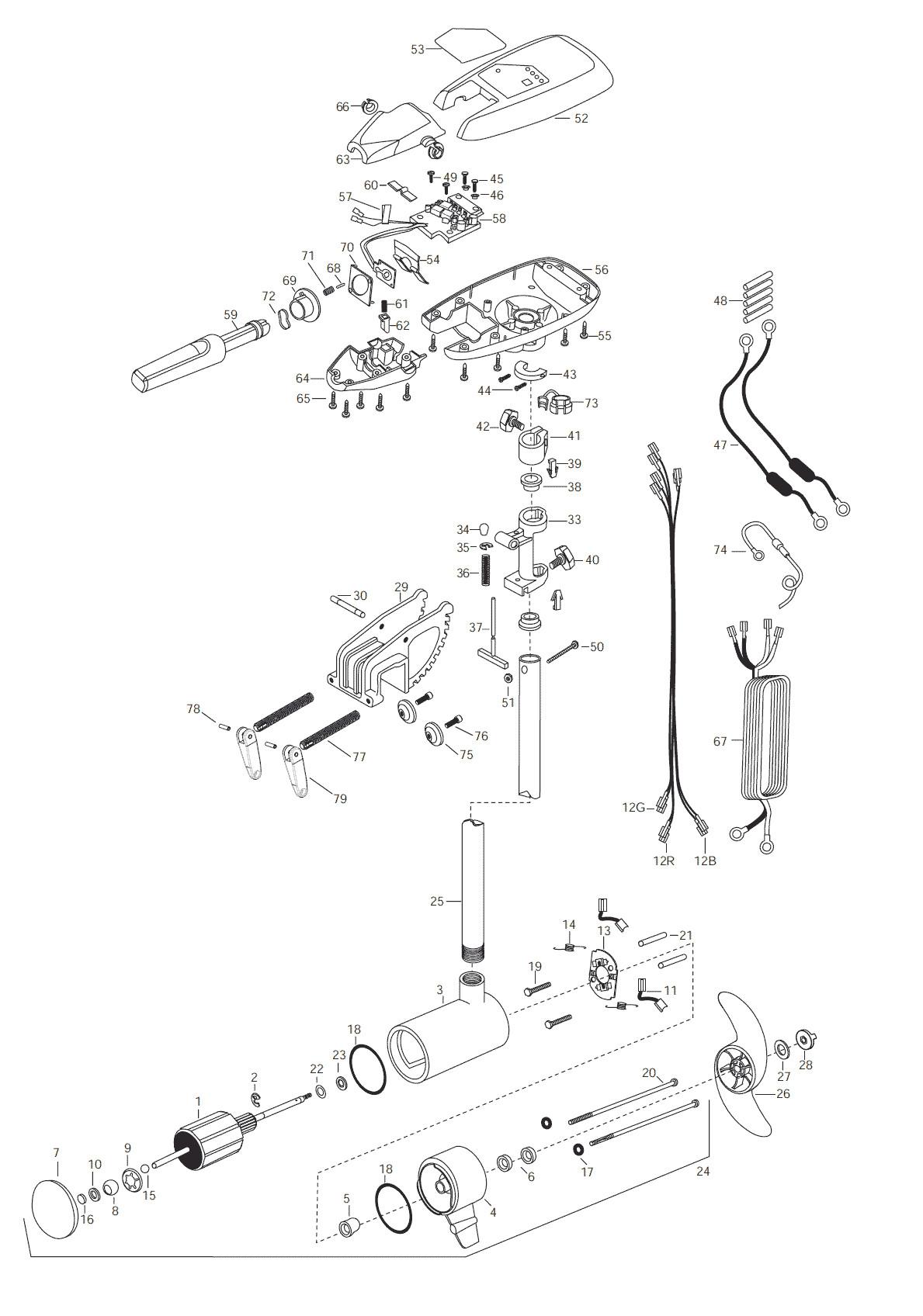 Zt Minn Kota 35 Wiring Diagram Download Diagram