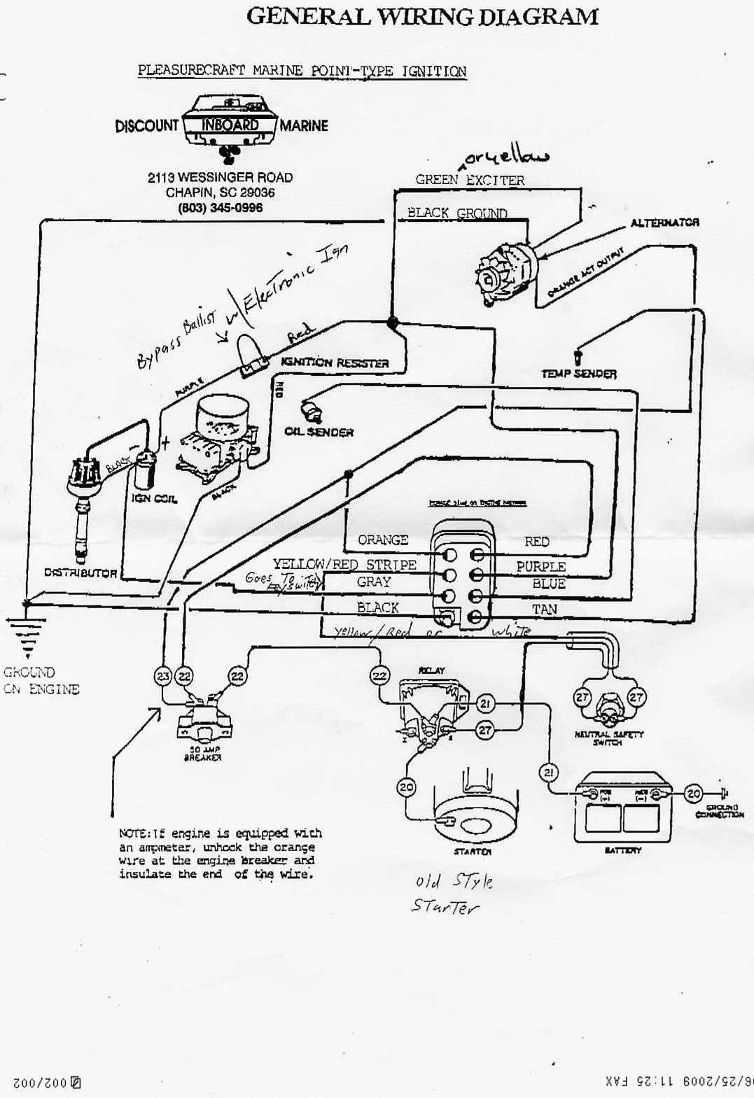 Super Air Nautique Wiring Diagram