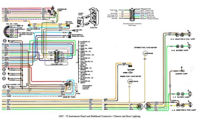 free chevy truck dash wiring diagram  center wiring diagram
