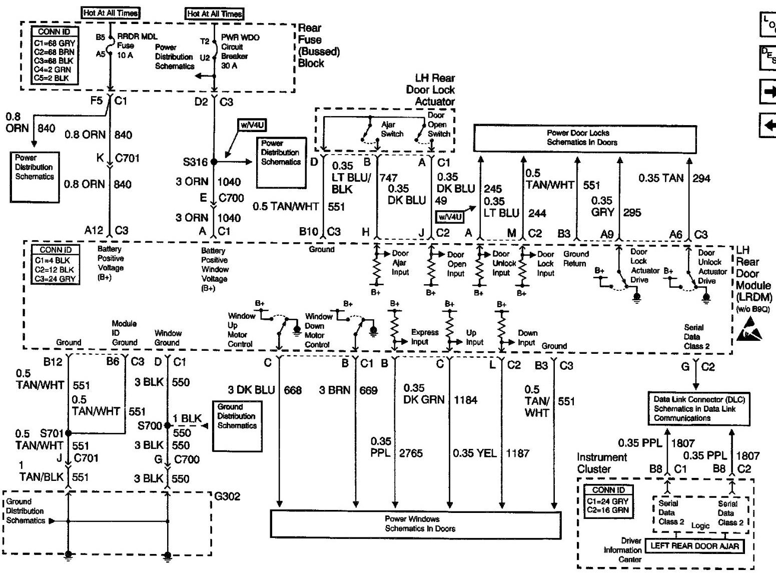 Cadillac Srx Wiring Diagram Images