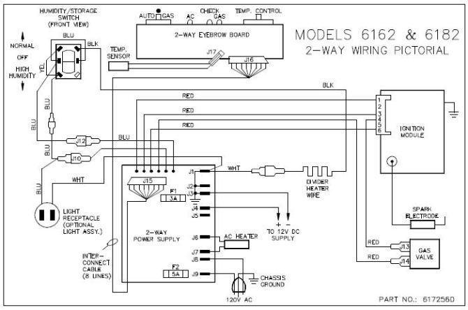 norcold condenser fan wiring diagram  2000 ford f 250 power