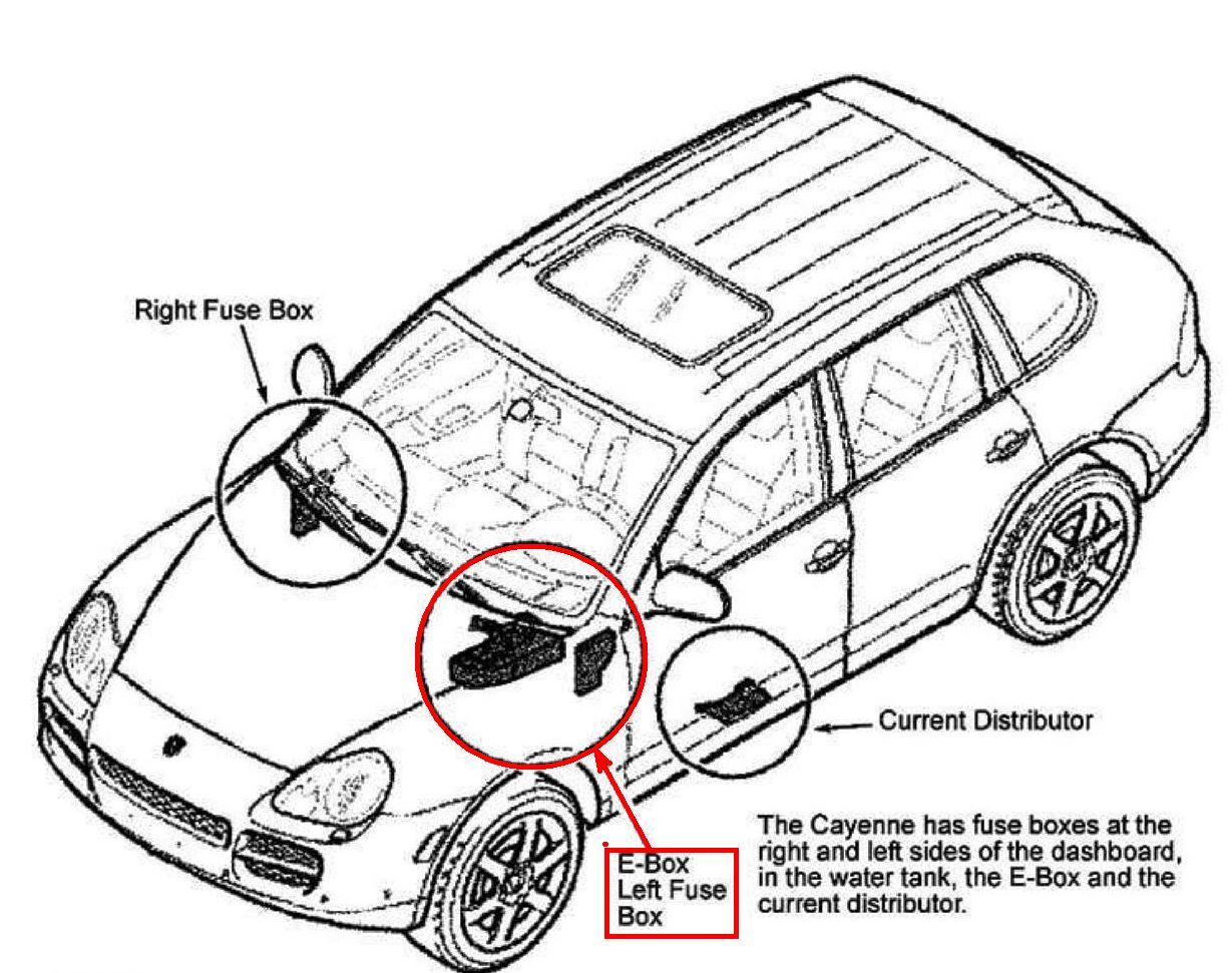 Or Porsche Fuse Box Wiring Diagram
