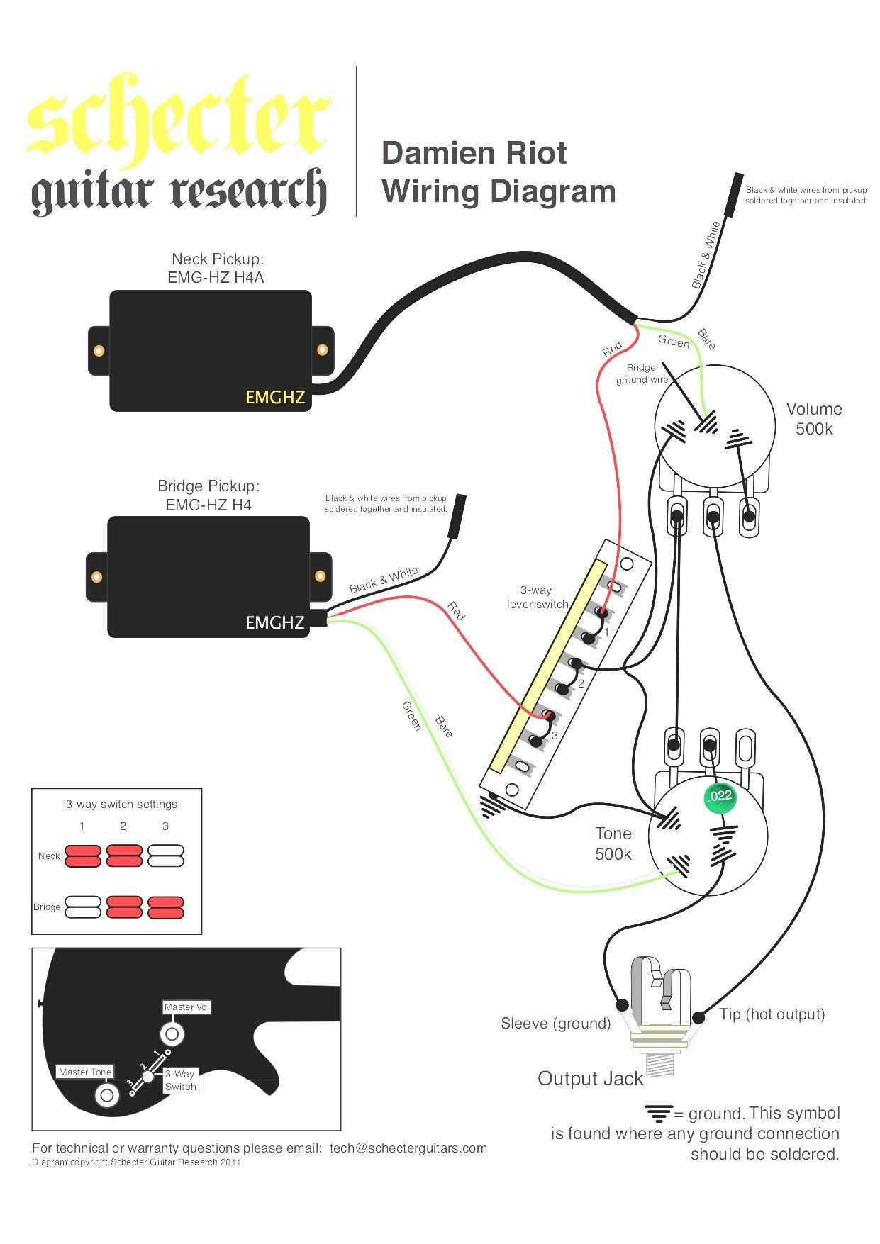 Xk Samick Guitar Wiring Diagram Schematic Wiring