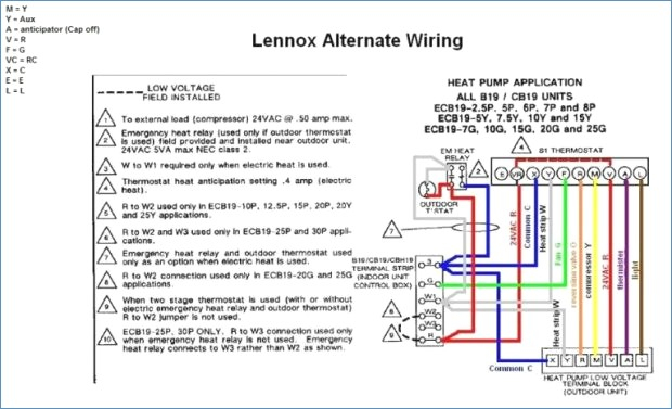 lennox heat pump thermostat wiring diagram 2011 bmw 3