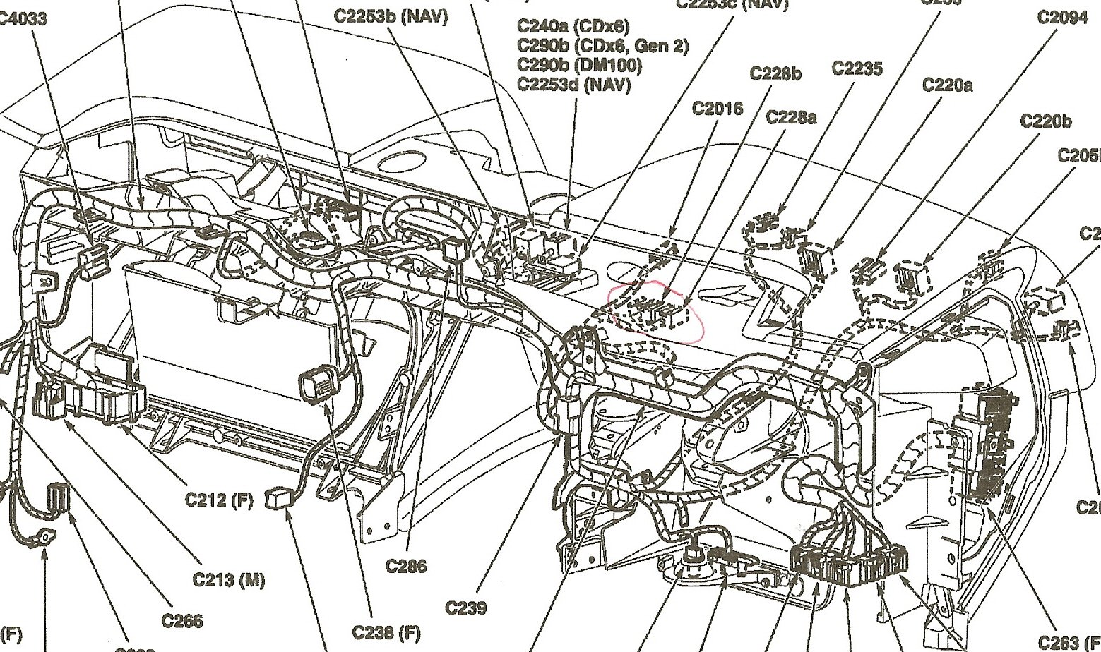 Nm Lincoln Aviator Engine Diagram Schematic Wiring