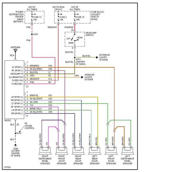 yk8302 cruiser radio wiring diagram on 2000 mitsubishi