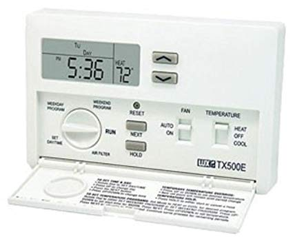 tr1707 lux thermostat wiring diagram on lux 1500
