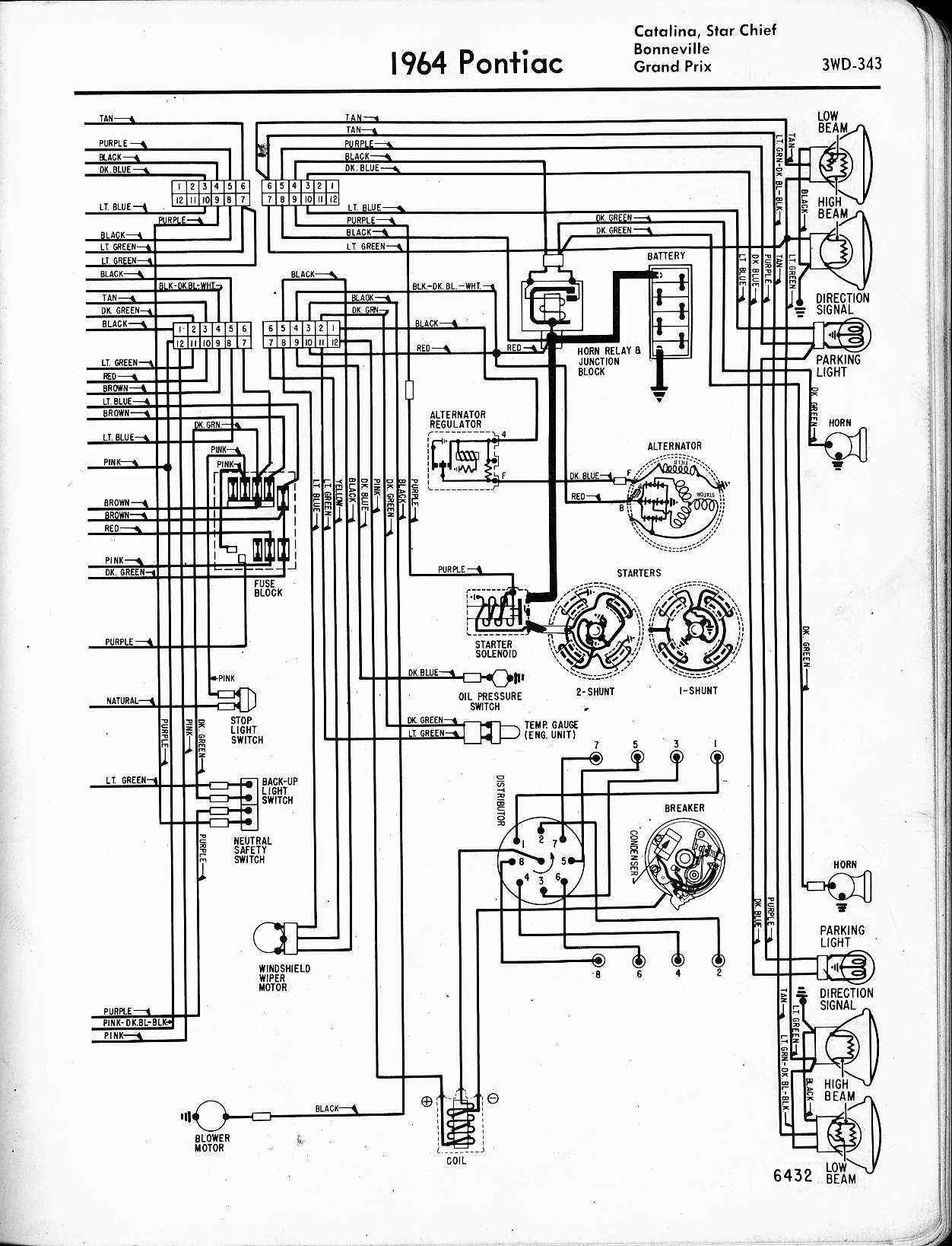 Tl Pontiac Wiring Diagram Wiring Diagram