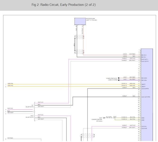 2012 ford focus audio wiring diagram c100 wiring diagram