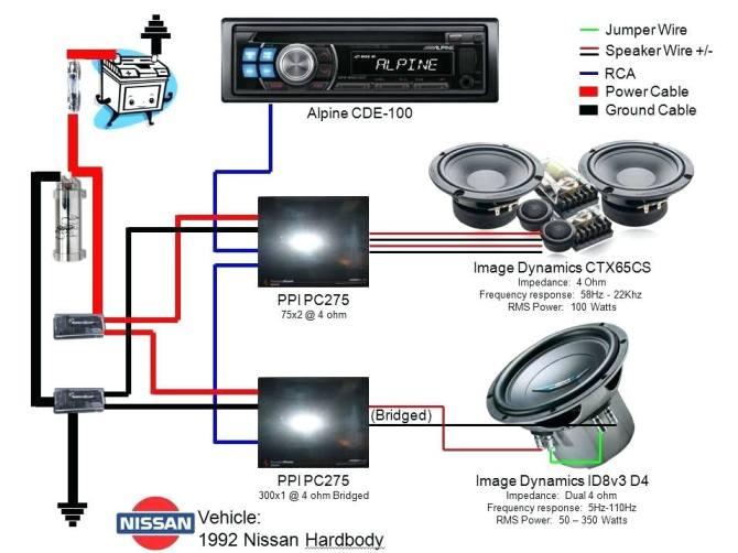 alpine stereo wiring diagram bmw 5907  center wiring