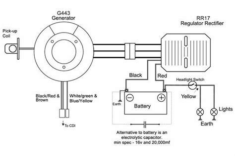 rl7687 harley rectifier wiring diagram download diagram