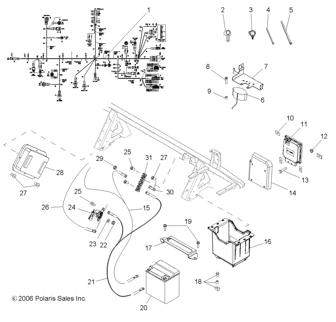 Diagram Yamaha Rhino 700 Efi Wiring Diagram Full Version