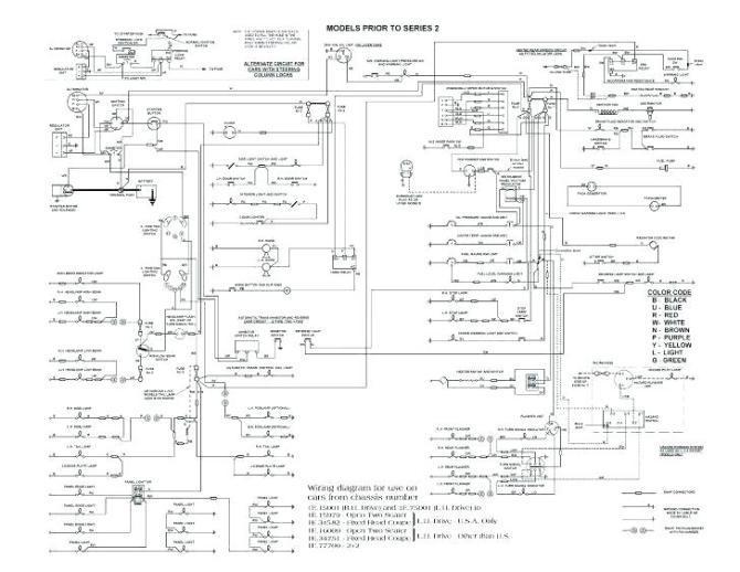on8979 jaguar xj6 series 2 wiring diagram schematic wiring