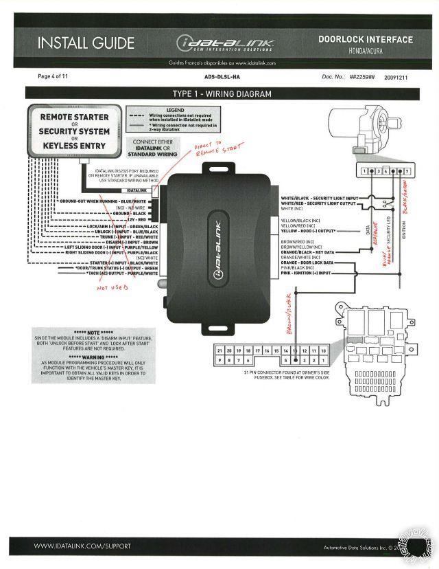 avital 4111 remote start wiring diagram basic  97 3800 v6
