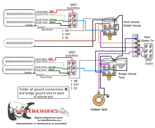 carvin wiring diagram  schematic wiring diagram ground