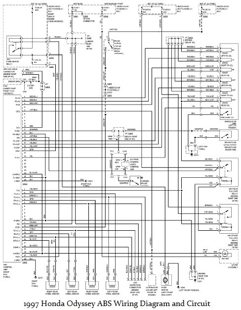 diagram honda odyssey 350 wiring diagram full version hd