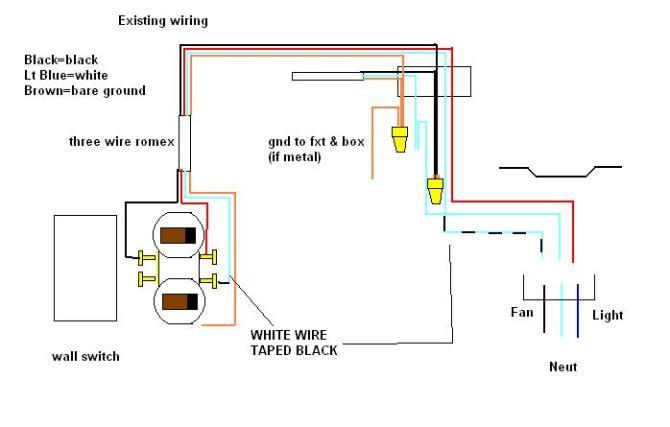 ceiling fan light wiring dual wall switch – paulbabbitt