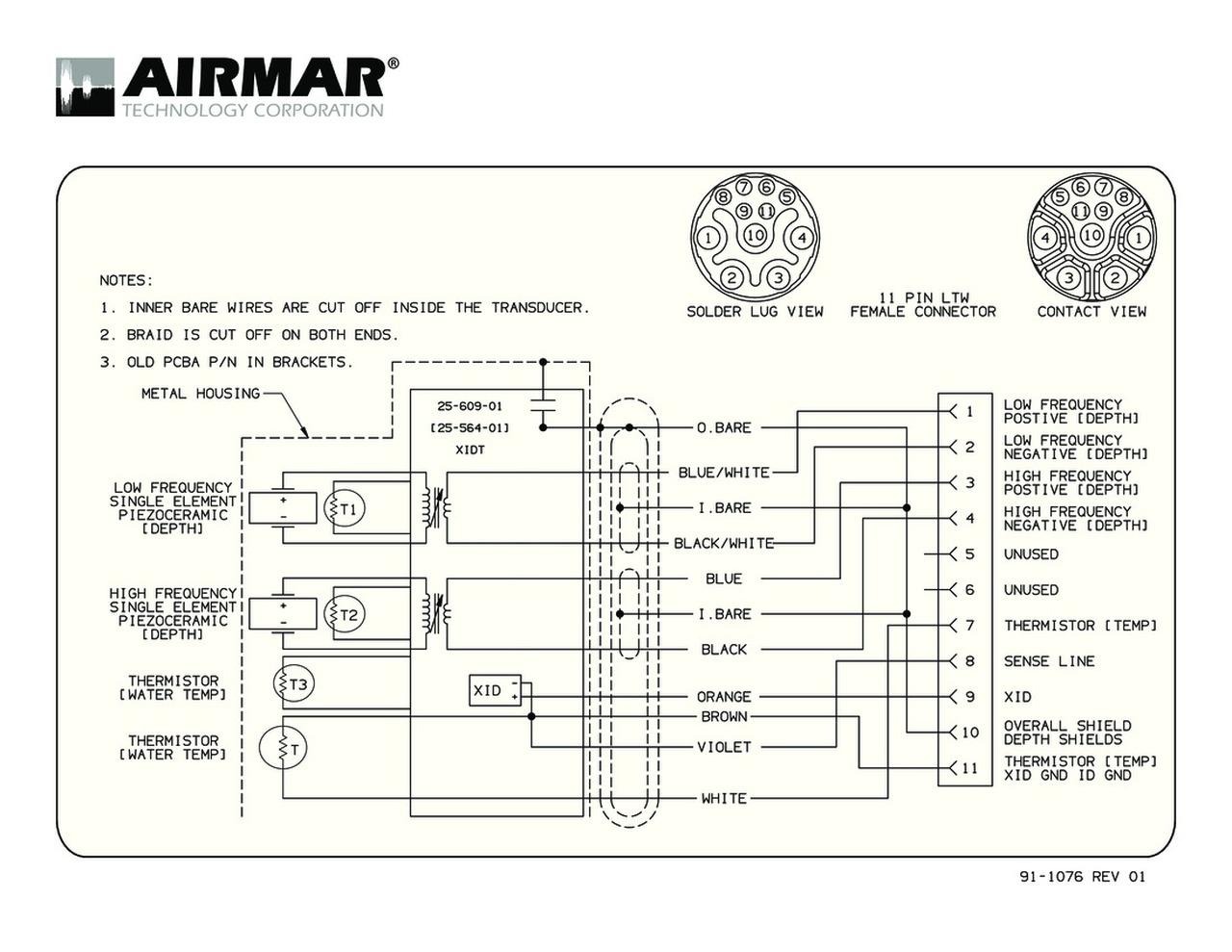 Vx Raymarine Transducer Wiring Diagram Schematic Wiring