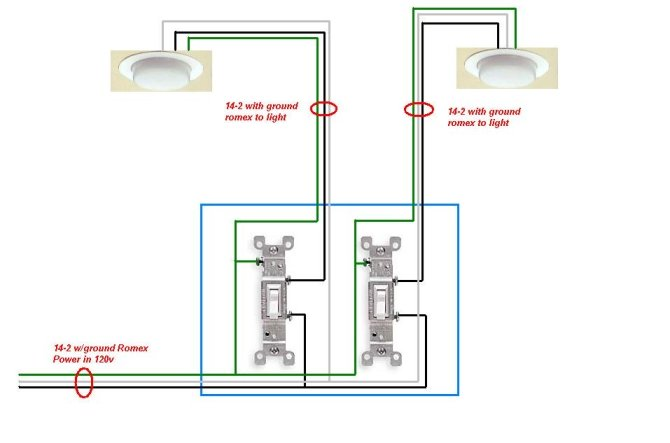 ex7824 wiring diagram 3 way switch 2 lights schematic wiring